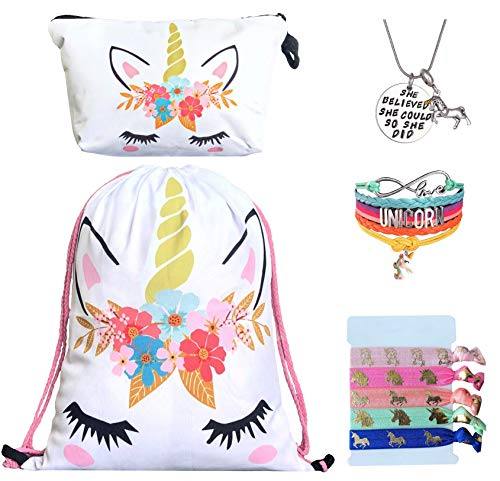 Unicorn Gifts Girls Drawstring Inspirational product image