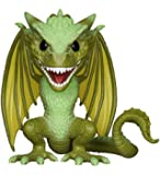 Funko 4851 - Game of Thrones, Pop Vinyl Figure 47 Rhaegal, 15 cm