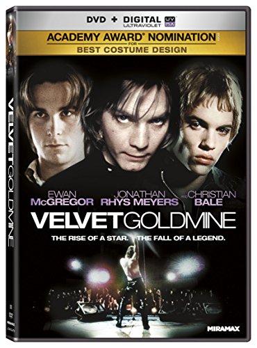 Velvet Goldmine / DVD