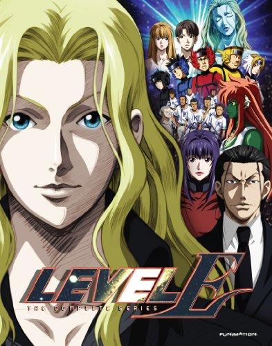 - Level E: Complete Series (Blu-ray/DVD Combo)
