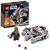 LEGO Star Wars 6212541 Millennium Falcon Microfighter 75193 Building Kit (92 Piece)