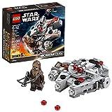 LEGO Juego de Construcción Star Wars Microfighter, Halcón Milenario (75193)