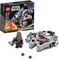 LEGO Star Wars Millennium Falcon Microfighter 75193...