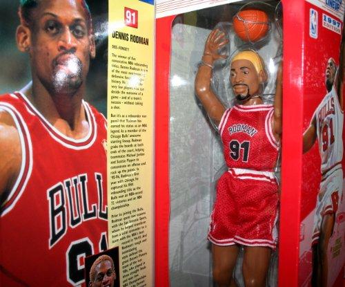 DENNIS RODMAN / CHICAGO BULLS 1997 Edition * 12 INCH * NBA (Dennis Rodman Chicago Bulls)