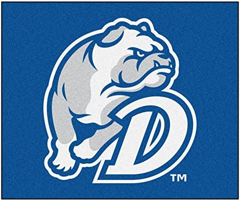 FANMATS NCAA Drake University Bulldogs Nylon Face Tailgater Rug