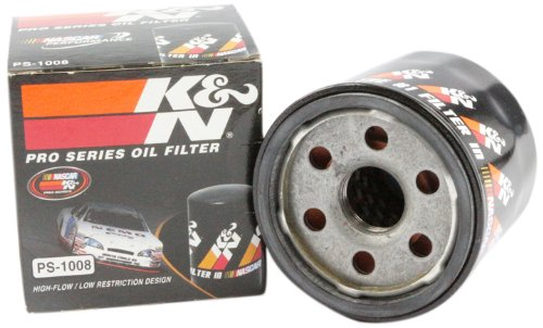 K&N FILTERS PS-1008 Engine Oil Filter