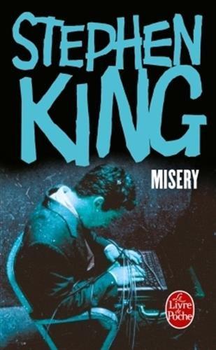 Misery (Anglais) Poche – 4 septembre 2002 S. King Le Livre de Poche 2253151378 Belletristik