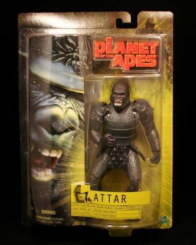 Planet of the Apes Action Figure Attar (Age Of The Planet Of The Apes)