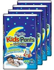 MamyPoko Kids Pants Boy, XXXL, Case, 40 ct