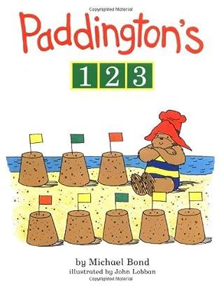 book cover of Paddington\'s 123