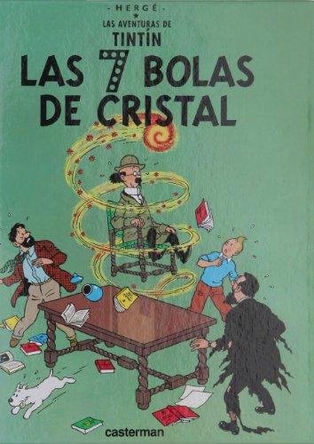 Las aventuras de Tintin : Las 7 bolas de cristal HERGE