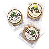 Fett Snax Cookies Variety Pack - Keto, Low Carb, and Sugar Free (6-pack (12 cookies))