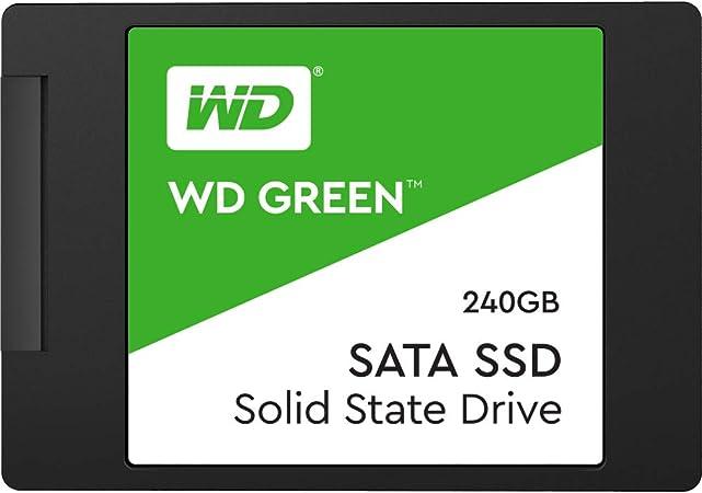 WD Green 240GB Internal SSD 2.5