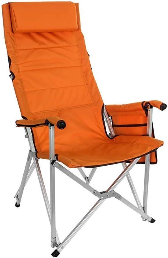 HDS Seat Tissu Oxford léger 3 en 1 extérieur portable multifonction pliable Sac à dos Cooler Chaise Pêche Tabouret Chaise (Color : Blue)