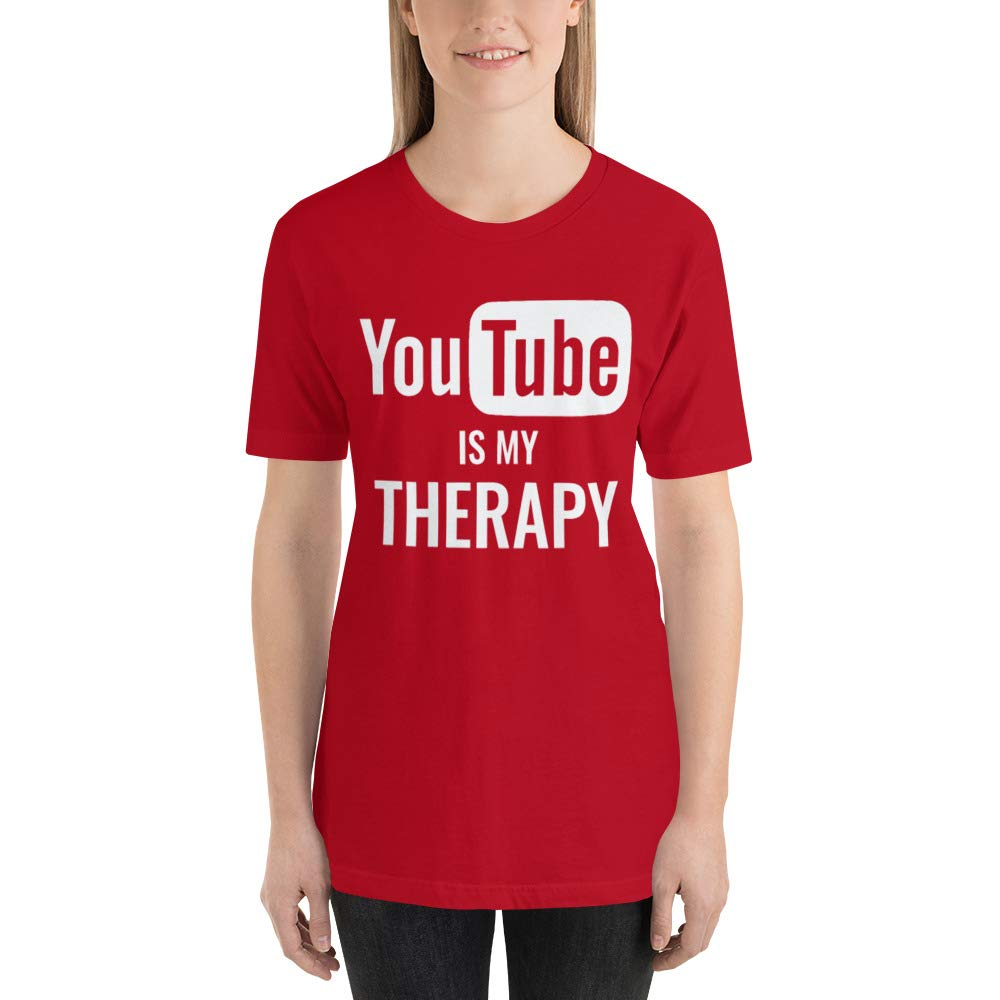 Santafe Fuco YouTube is My Therapy Gabbie Hanna Hooded Shirt