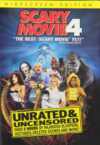 Scary Movie 4 & School for Scoundrels