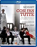 Mozart: Cosi Fan Tutte (Blu Ray) [Blu-ray]
