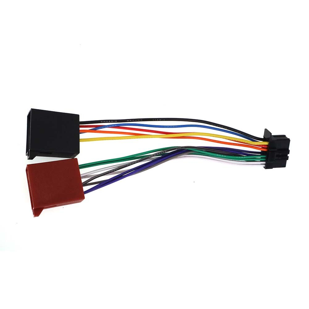 Car Stereo Radio Receiver Replacement Wire Harness Cable For ...