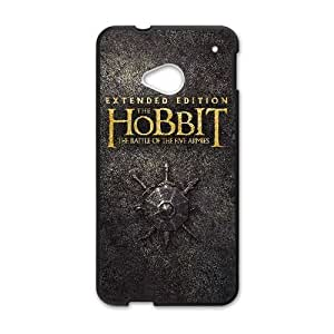 Personalized Durable Cases HTC One M7 Cell Phone Case Black The Hobbit Agfgrq Protection Cover