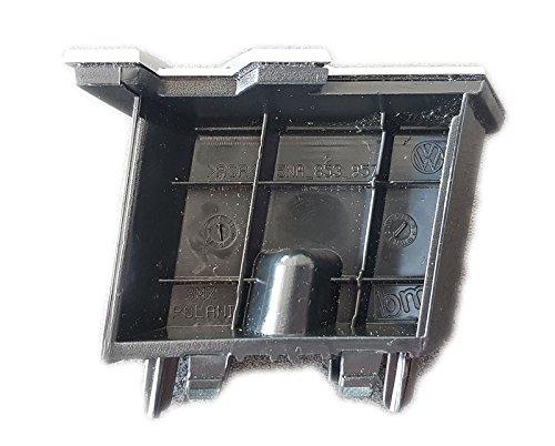 ORYGINAL 2016 R LINE Front Grill Badge Emblem Lettering 5NA853957 5NA