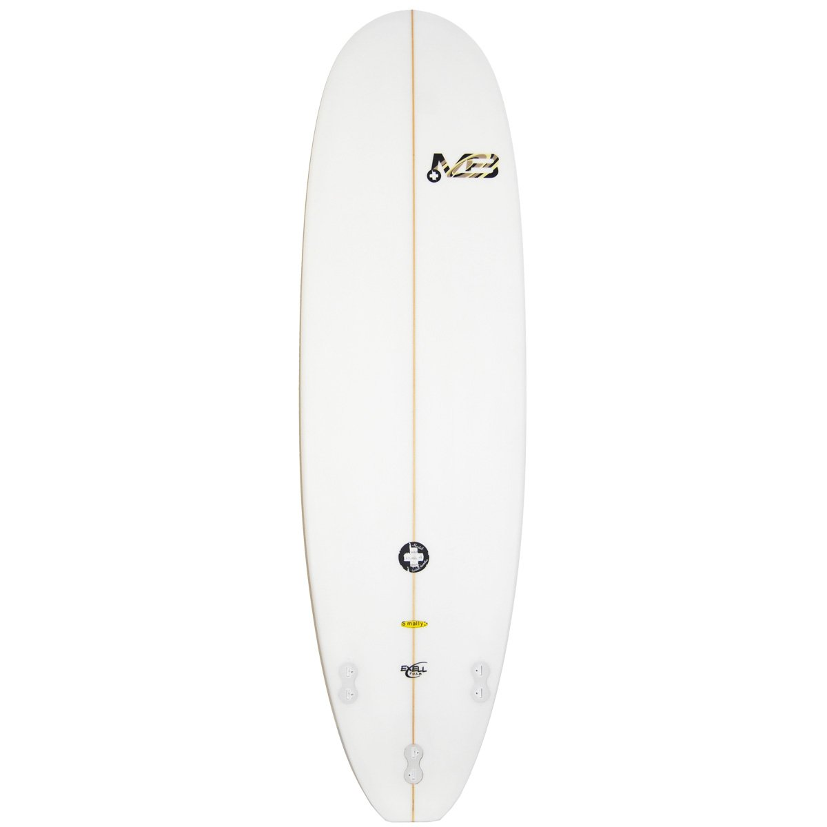 Tabla de surf Set 6-foot6 53.34 cm 7 /{16} 5.08 cm 9 /{16} manual Smally para surfista: Amazon.es: Deportes y aire libre