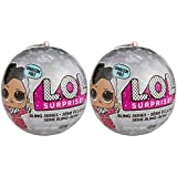 M.G.A Entertainment L.O.L Surprise Doll - Bling Series - Set of Two Balls
