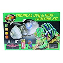 Zoo Med Tropical UVB and Heat Lighting Kit(LF30)