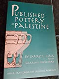 img - for Published Pottery of Palestine (ASOR Books) book / textbook / text book