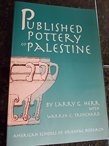 Published Pottery of Palestine (ASOR -