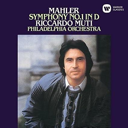 Amazon   マーラー:交響曲第1番...