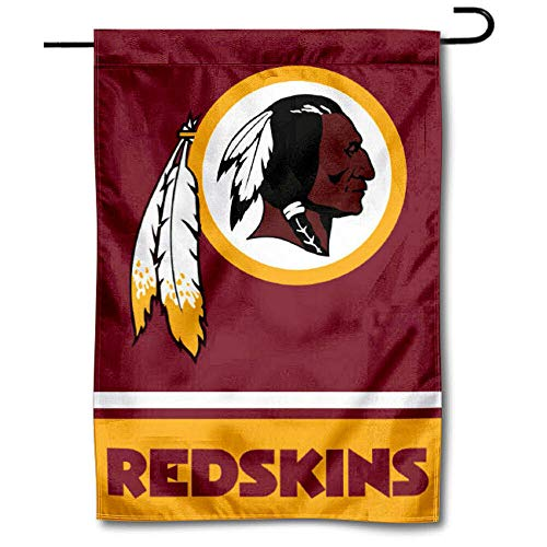 (WinCraft Washington Redskins Double Sided Garden)