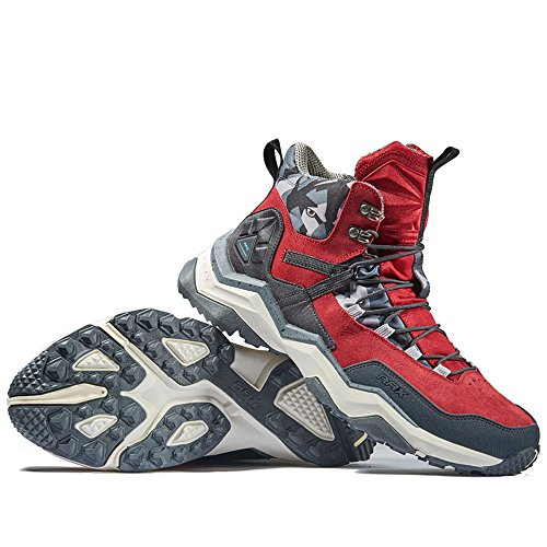 775f338db59 Rax Men's Wild Wolf Mid Venture Waterproof Lightweight Hiking Boots ...