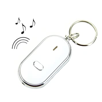 Qing LED Key Finder Localizador encontrar perdió llavero ...