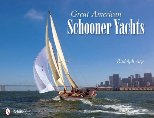 Great American Schooner - Schooner Yacht