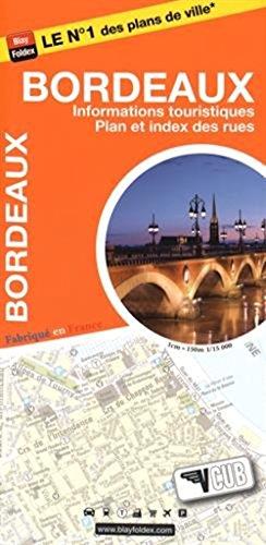 Street Map of Bordeaux (Bordeaux Map)