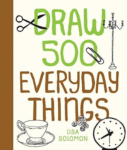 500 things to draw - 1