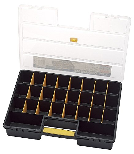 Draper 73508 5 to 26 Compartment Plastic Organizer Draper Carrying Case
