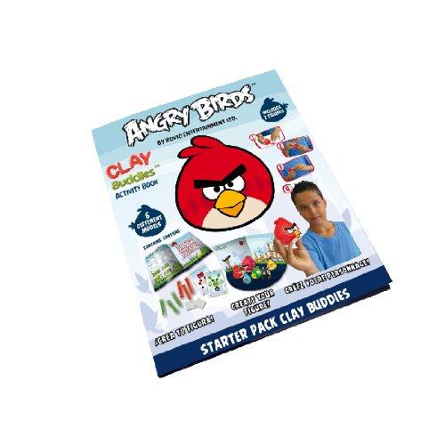 Angry Birds Set Starter Clay Buddies [Edizione : Germania]
