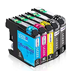 OfficeWorld LC223 Ink Cartridges 8