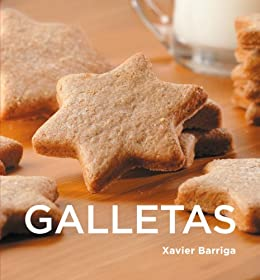 Galletas (Spanish Edition) by [Barriga, Xavier]