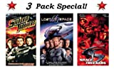 3 Pack Special! Starship Troopers, Lost In Space & Space Truckers