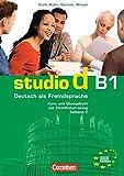 img - for Studio D in Teilbanden: Kurs- Und Ubungsbuch B1 MIT Lerner-CD (Einheit 6-10) (German Edition) book / textbook / text book