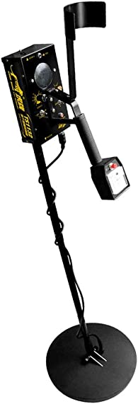 ZXH Underground Metal Detector, 2.5M High Precision Waterproof Probe Archaeological Treasure Hunter Detector,Easier to Find Valuablesly