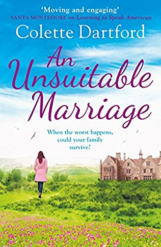 book cover of An Unsuitable Marriage
