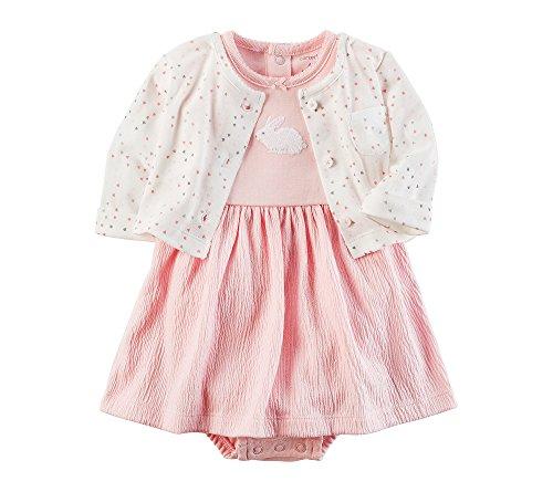 0 3 months baby girl easter dresses - 5