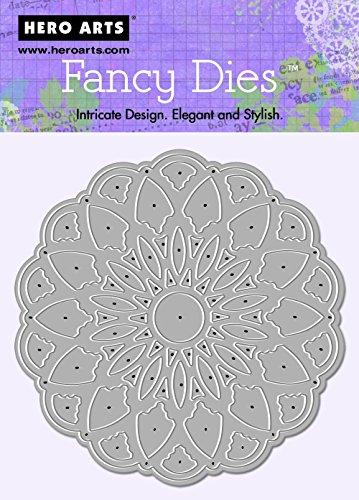 (Hero Arts Floral Lace Fancy Die Cuts )