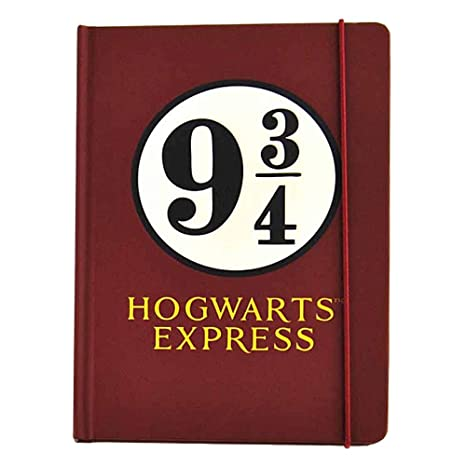 Amazon.com : Genuine Harry Potter Platform 9 3/4 Hogwarts ...