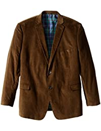 Men's Big-Tall Cotton Corduroy Sport Coat