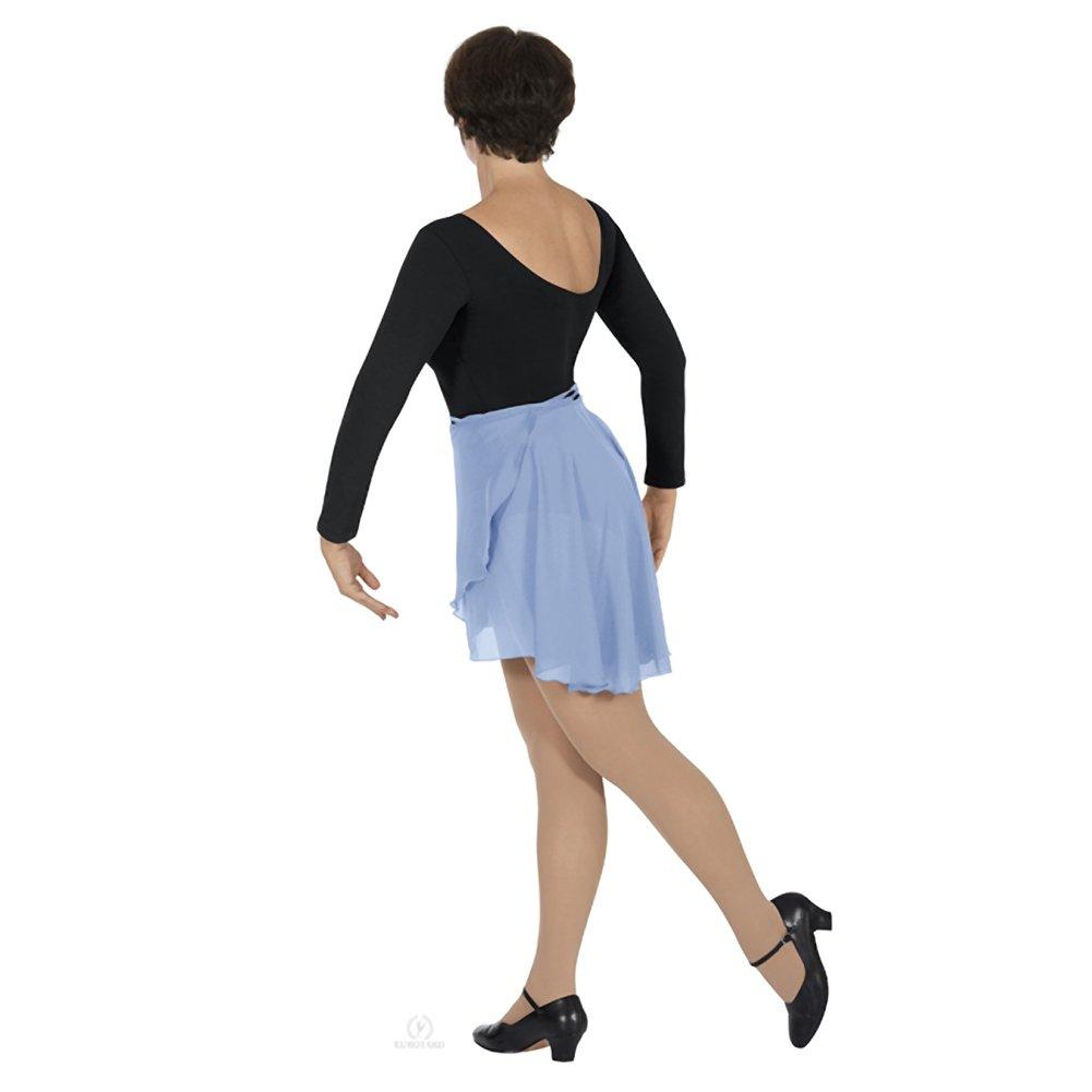 Eurotard Adult Wrap Skirt (10126p) - Light Blue - OSFA