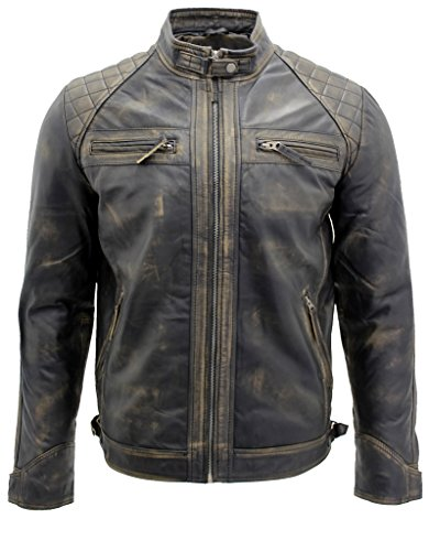 Leather Racing Jackets - 2